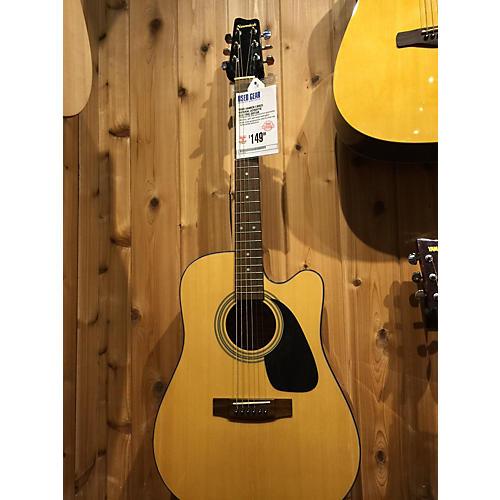 used samick lw025 acoustic electric guitar guitar center. Black Bedroom Furniture Sets. Home Design Ideas