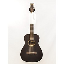 Martin Lx Black Acoustic Guitar