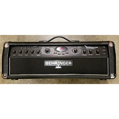 Behringer Lx1200h Solid State Guitar Amp Head