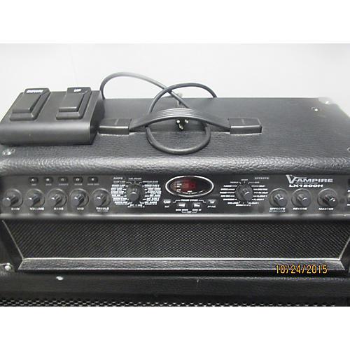 Behringer Lx1200s Guitar Amp Head