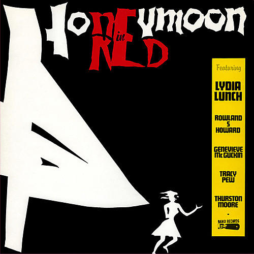 Alliance Lydia Lunch - Honeymoon In Red