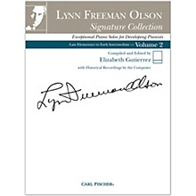 Carl Fischer Lynn Freeman Olson Collection for Piano (Book + CD) Volume 2