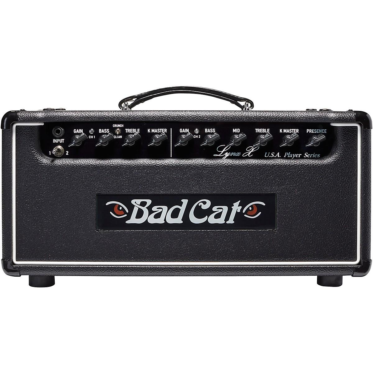 Bad Cat Lynx X 40W Tube Guitar Amp Head