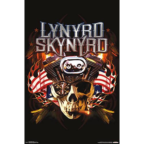 Trends International Lynyrd Skynyrd - Motor Poster