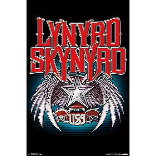 Trends International Lynyrd Skynyrd - Wings Poster