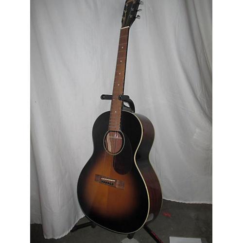 Morgan Monroe M-00TBV Acoustic Guitar