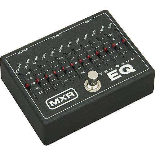 MXR M-108 Ten Band Graphic EQ