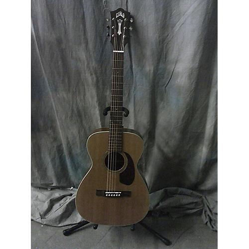 Guild M-140E Acoustic Electric Guitar