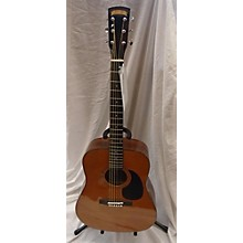 Morgan Monroe M-15 Acoustic Guitar