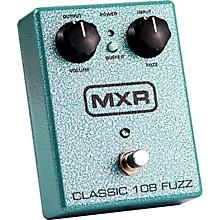 MXR M-173 Classic 108 Fuzz Guitar Effects Pedal Level 1
