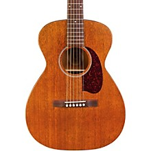 M-20E Concert Acoustic-Electric Guitar Natural