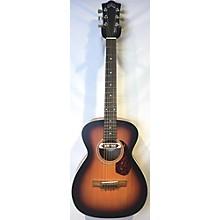 Guild M-240E Acoustic Electric Guitar