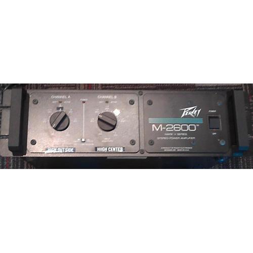 Peavey M-2600 Mark V Power Amp
