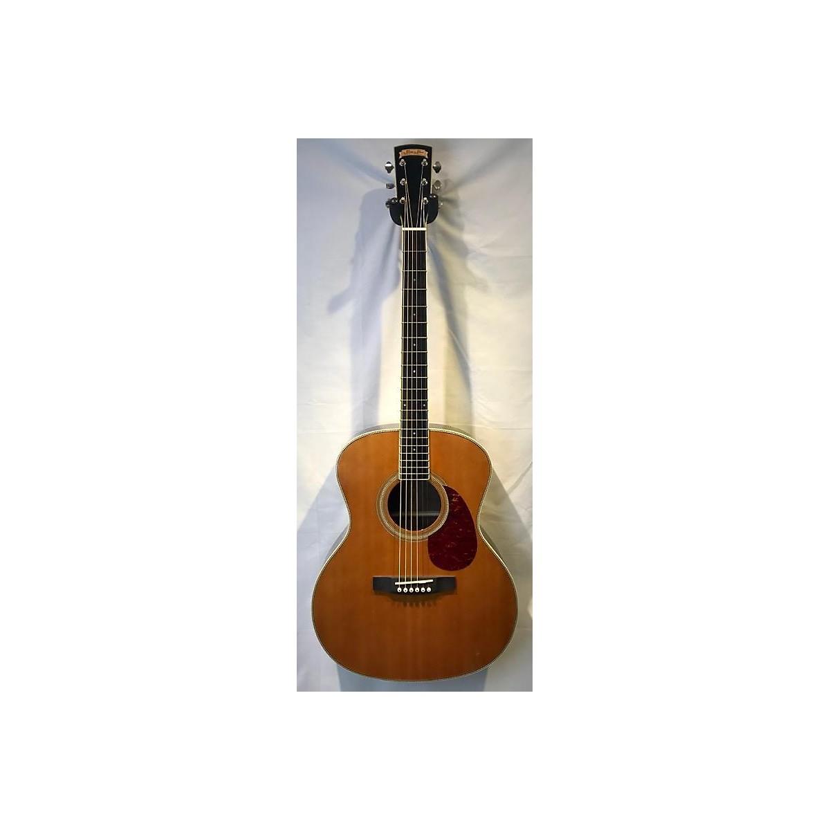 Morgan Monroe M-30 Acoustic Guitar