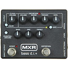 MXR M-80 Bass Direct Box with Distortion Level 1