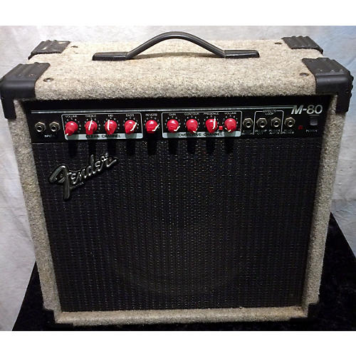 Fender M-80 Guitar Combo Amp