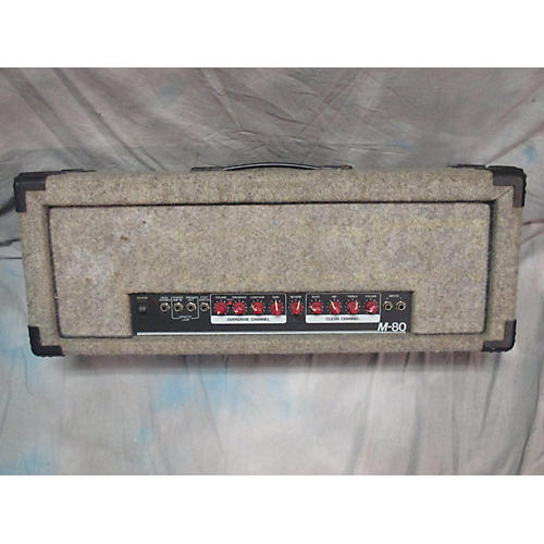 Fender M-80 Solid State Guitar Amp Head