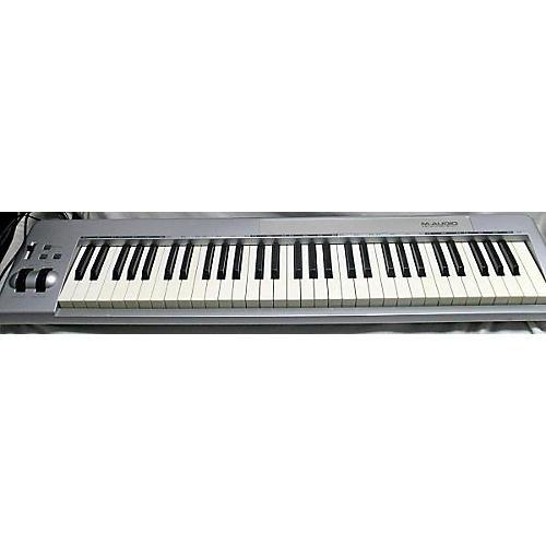 used casio m audio 61es keyboard workstation guitar center. Black Bedroom Furniture Sets. Home Design Ideas