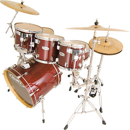 Mapex M Birch Fusion Floor 5-Piece with Free 8