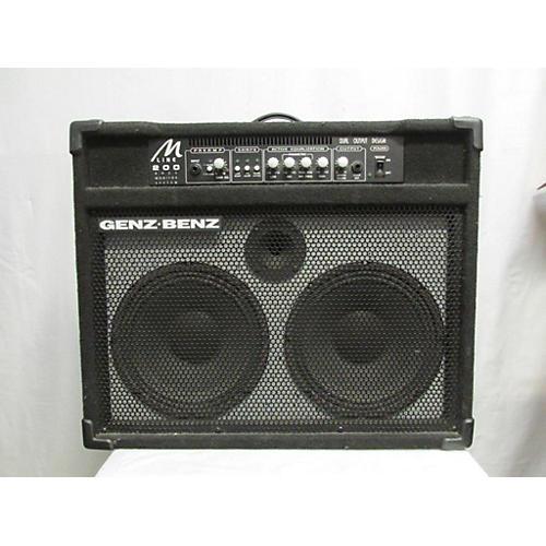 Genz Benz M-Line 200 Bass Combo Amp