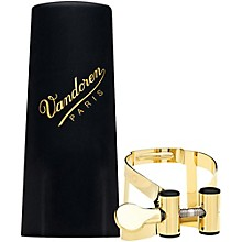 Vandoren M/O Series Saxophone Ligature Level 1 Alto Sax - Gilded