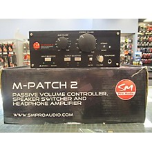 SM Pro Audio M-PATCH Signal Processor