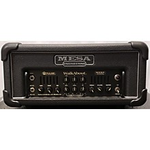 Mesa Boogie M PULSE WALKABOUT Tube Bass Amp Head