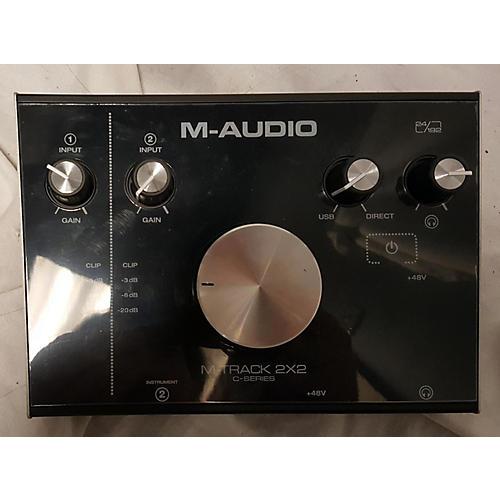 M-Audio M-TRACK 2X2 Audio Interface