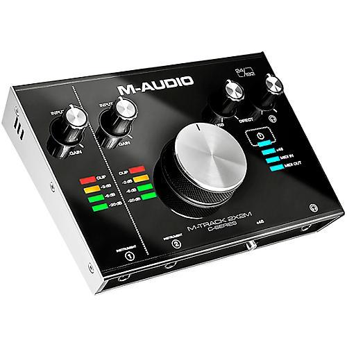 M-Audio M-Track C-Series 2x2M USB/MIDI Interface