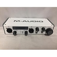 M-Audio M Track Two Channel Interface Audio Interface