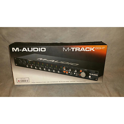 M-Audio M-track 8 Audio Interface