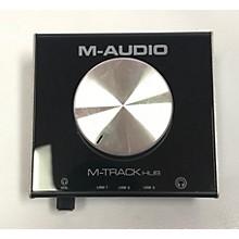 M-Audio M-track Hub Audio Interface