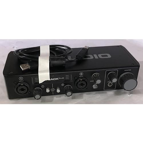 used m audio m track plus mkii audio interface guitar center. Black Bedroom Furniture Sets. Home Design Ideas