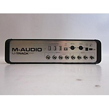 M-Audio M-track Quad Audio Interface