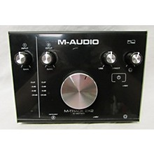 M-Audio M-track2x2 Audio Interface