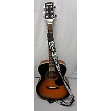 Mitchell M0-100s Acoustic Guitar