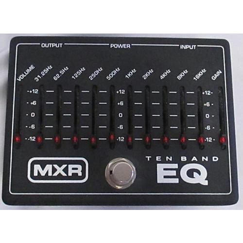 MXR M108 10 Band EQ Pedal