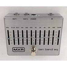 MXR M108S 10 Band EQ Pedal