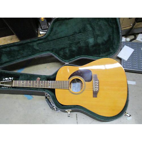 used seagull m12 12 string acoustic electric guitar natural guitar center. Black Bedroom Furniture Sets. Home Design Ideas