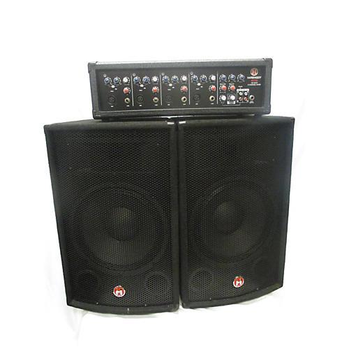Harbinger M120 Powered Speaker