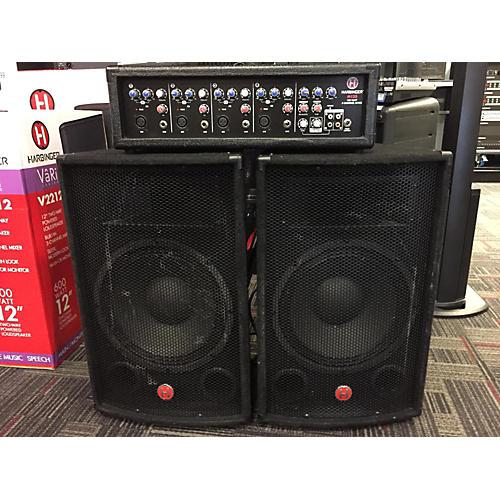 Harbinger M120 Sound Package