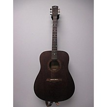 Morgan Monroe M12br Acoustic Guitar