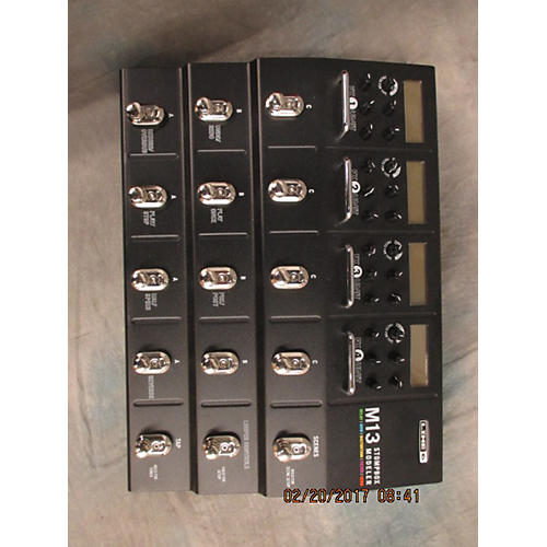 Line 6 M13 Stompbox Modeler Effect Processor