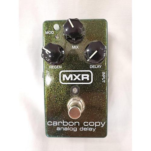 used mxr m169 carbon copy analog delay effect pedal guitar center. Black Bedroom Furniture Sets. Home Design Ideas