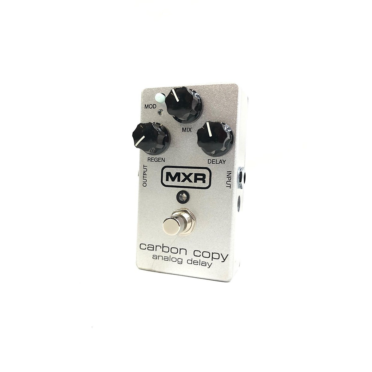MXR M169A Carbon Copy Analog Delay 10th Anniversary Effect Pedal