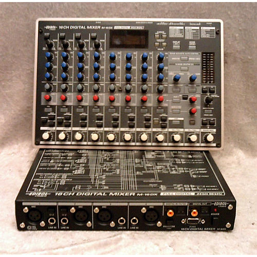 Edirol M16DX Digital Mixer