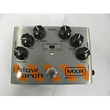 MXR M181 Bass Blow Torch Bass Effect Pedal