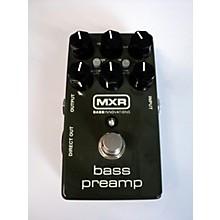 MXR M181 Bass Effect Pedal