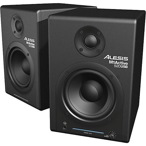 Alesis M1Active 520 USB Studio Monitors