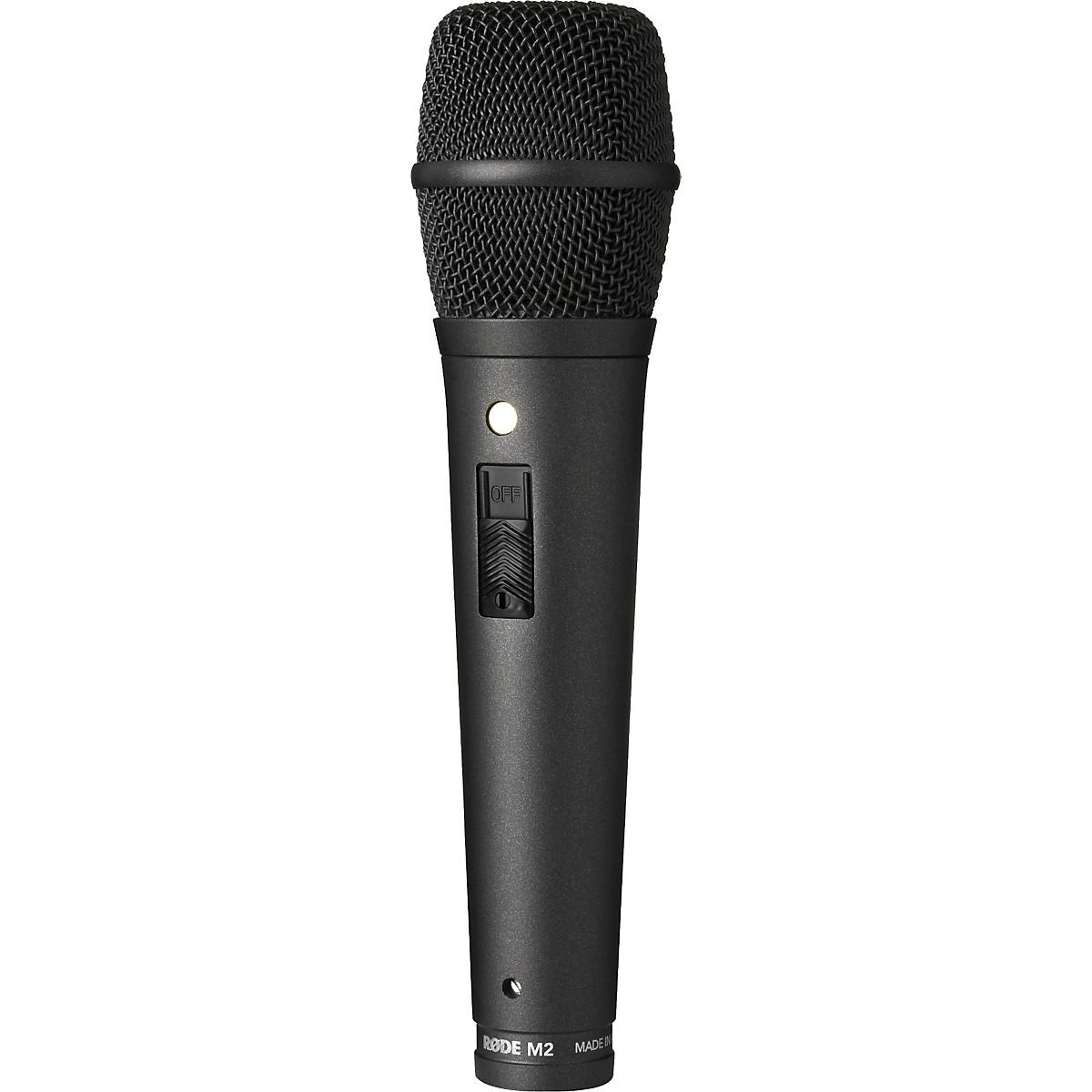 Rode M2 Handheld Condenser Microphone